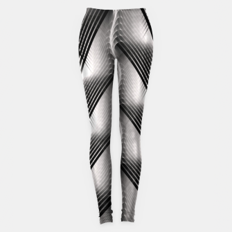 Thumbnail image of Channel Weave Leggings, Live Heroes