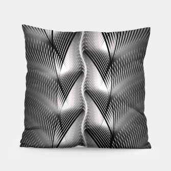 Thumbnail image of Channel Weave FV Pillow, Live Heroes
