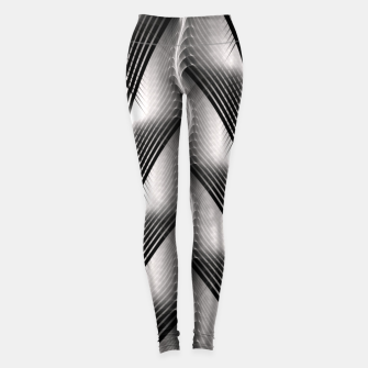 Thumbnail image of Channel Weave FV Leggings, Live Heroes