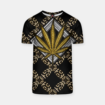 Thumbnail image of Weedsace  T-Shirt, Live Heroes
