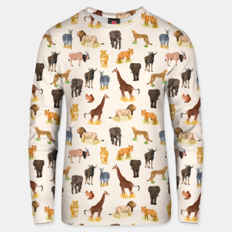Imagen en miniatura de Safari Sightings Unisex sweater, Live Heroes