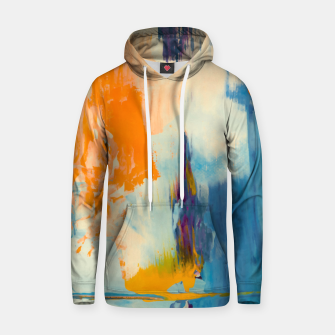 Thumbnail image of Abstract Patches Hoodie, Live Heroes