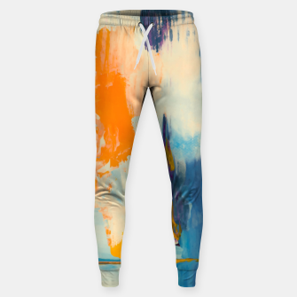 Miniatur Abstract Patches Sweatpants, Live Heroes