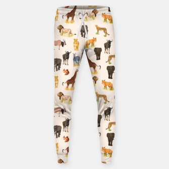 Imagen en miniatura de Safari Sightings Sweatpants, Live Heroes