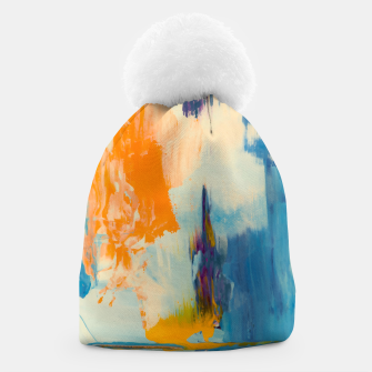Thumbnail image of Abstract Patches Beanie, Live Heroes