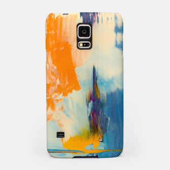 Miniatur Abstract Patches Samsung Case, Live Heroes