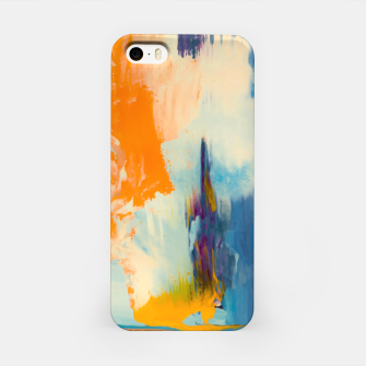 Miniatur Abstract Patches iPhone Case, Live Heroes