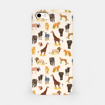 Imagen en miniatura de Safari Sightings iPhone Case, Live Heroes