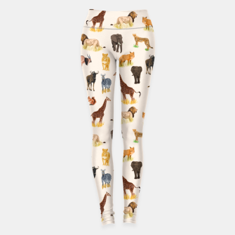 Imagen en miniatura de Safari Sightings Leggings, Live Heroes