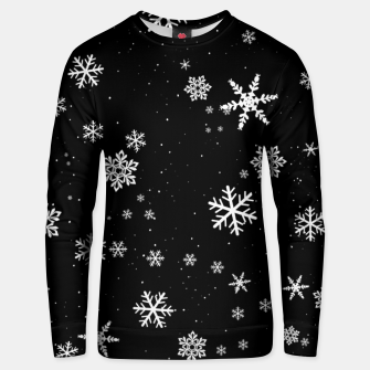 Thumbnail image of Snowflakes Unisex sweater, Live Heroes