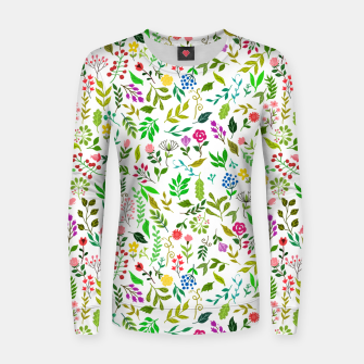 Thumbnail image of Spring Is Here Women sweater, Live Heroes