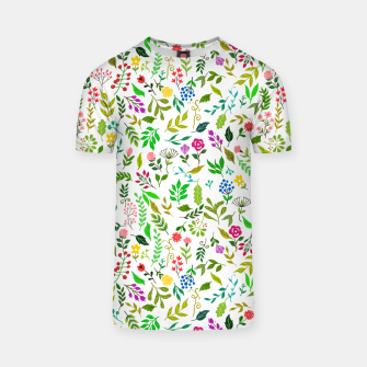 Thumbnail image of Spring Is Here T-shirt, Live Heroes