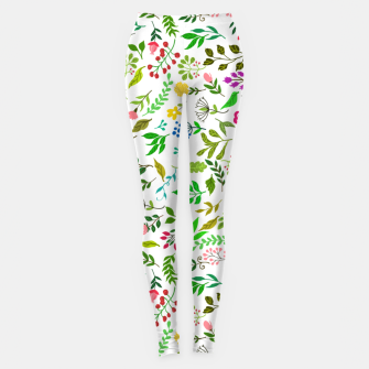 Thumbnail image of Spring Is Here Leggings, Live Heroes
