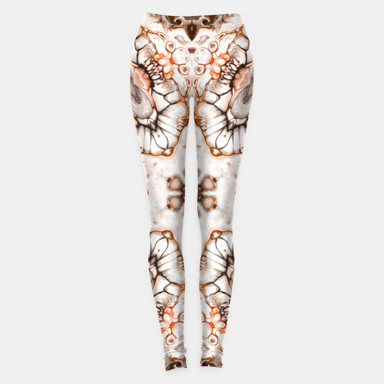 Image of Future Abstract Leggings - Live Heroes