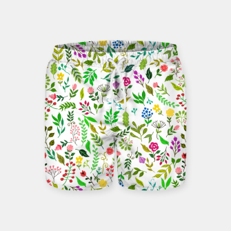 Thumbnail image of Spring Is Here Swim Shorts, Live Heroes