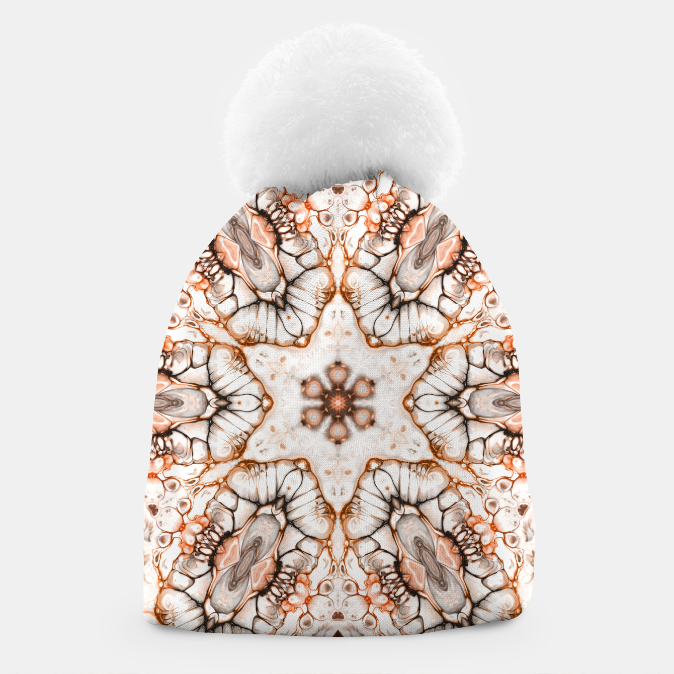 Image of Future Abstract Beanie - Live Heroes