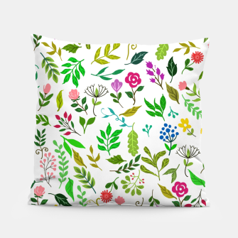 Thumbnail image of Spring Is Here Pillow, Live Heroes