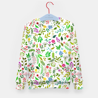 Thumbnail image of Spring Is Here Kid's sweater, Live Heroes