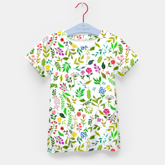 Thumbnail image of Spring Is Here Kid's t-shirt, Live Heroes