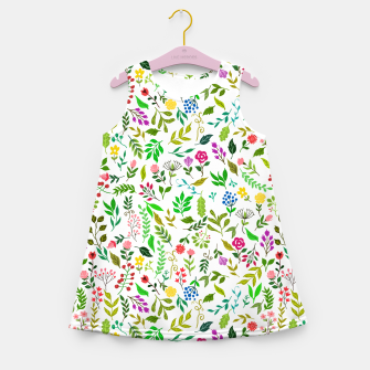 Thumbnail image of Spring Is Here Girl's summer dress, Live Heroes