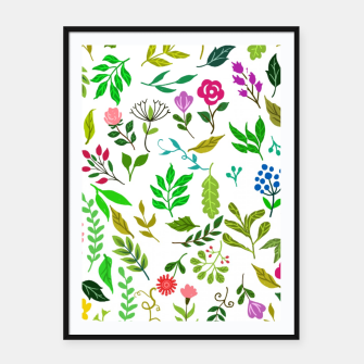 Thumbnail image of Spring Is Here Framed poster, Live Heroes
