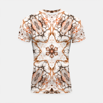 Future Abstract Shortsleeve rashguard thumbnail image