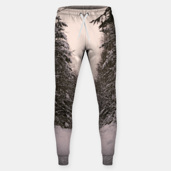 Thumbnail image of Snowy road Sweatpants, Live Heroes