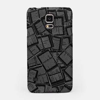 Thumbnail image of Literary Overload II book lovers pattern Samsung Case, Live Heroes