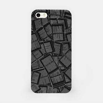 Thumbnail image of Literary Overload II book lovers pattern iPhone Case, Live Heroes