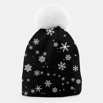 Thumbnail image of Snowflakes Beanie, Live Heroes
