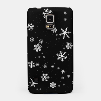 Thumbnail image of Snowflakes Samsung Case, Live Heroes