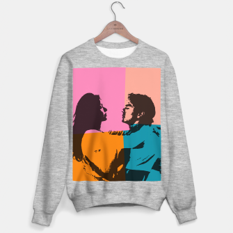 Miniature de image de  Street art love Sweater regular, Live Heroes