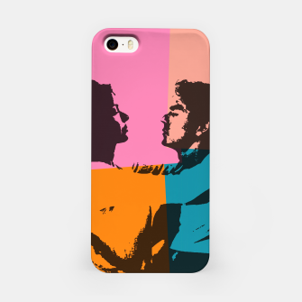 Miniatur  Street art love iPhone Case, Live Heroes