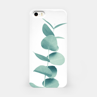 Miniaturka Eucalyptus Green Vibes #1 #foliage #decor #art  iPhone-Hülle, Live Heroes