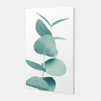 Miniaturka Eucalyptus Green Vibes #1 #foliage #decor #art  Canvas, Live Heroes