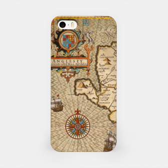 Thumbnail image of Old maps iPhone Case, Live Heroes