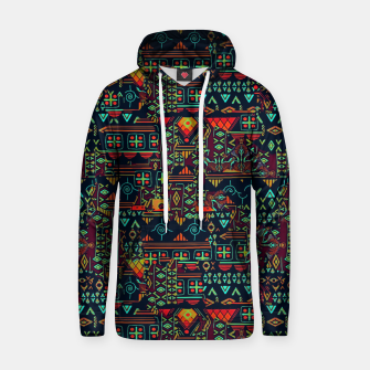 Thumbnail image of Cheerful ethnic Hoodie, Live Heroes