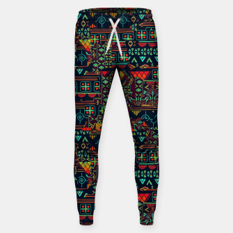 Miniaturka Cheerful ethnic Sweatpants, Live Heroes