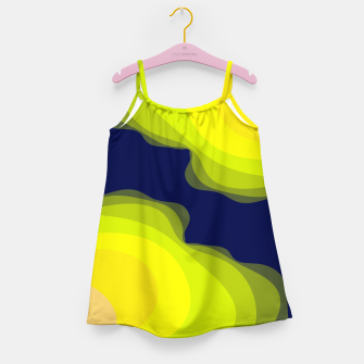 Miniatur Abstract & colors 22 Robe de fille, Live Heroes