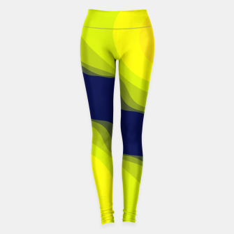 Miniatur Abstract & colors 22 Leggings, Live Heroes
