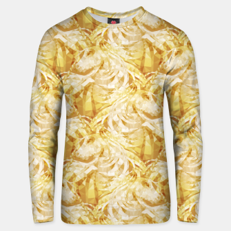 Thumbnail image of Gold Unicorns2 Unisex sweater, Live Heroes