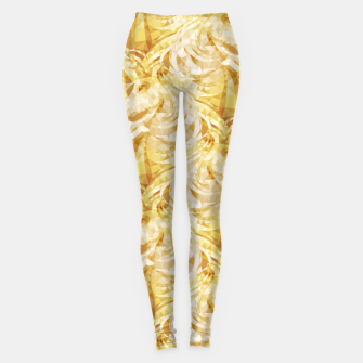 Thumbnail image of Gold Unicorns2 Leggings, Live Heroes