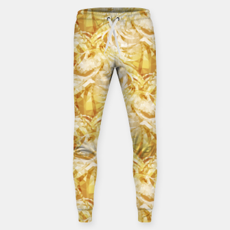 Thumbnail image of Gold Unicorns2 Sweatpants, Live Heroes