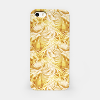 Thumbnail image of Gold Unicorns2 iPhone Case, Live Heroes