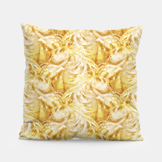 Thumbnail image of Gold Unicorns2 Pillow, Live Heroes