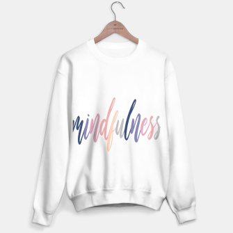 Thumbnail image of Mindfulness Sweater regular, Live Heroes