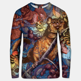 Thumbnail image of Night in the woods Bluza unisex, Live Heroes