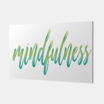 Thumbnail image of Mindfulness Canvas, Live Heroes