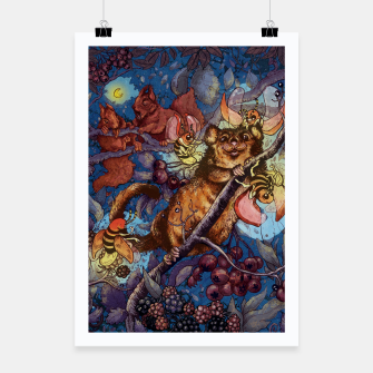 Thumbnail image of Night in the woods Plakat, Live Heroes