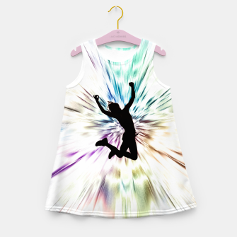 Thumbnail image of Jump Girl's summer dress, Live Heroes